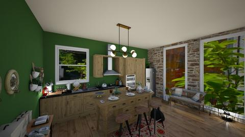 good - Kitchen - by amilya