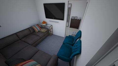 Living Room 3 - Living room - by Sally Haridi