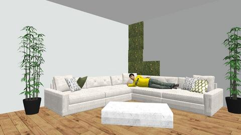 Living Room - Modern - Living room - by Foxy Circleball