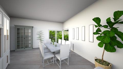 living nordico para MC - Living room - by MAE DECO