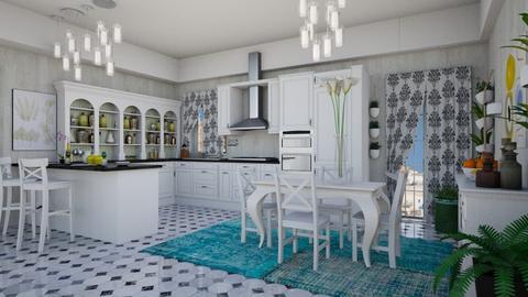 21022019 - Kitchen - by matina1976