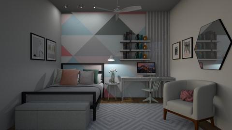 410 7 - Bedroom - by Riki Bahar Elbaz