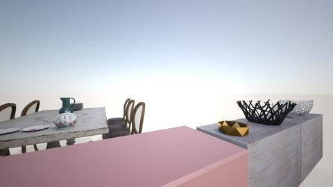 muu - Living room - by mariamfa2027