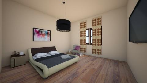 2 - Bedroom - by Iulia96