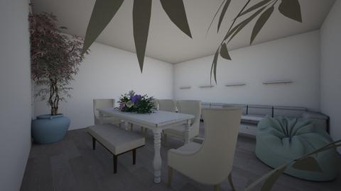 Neutral Pop - Modern - Living room - by imhacker2007