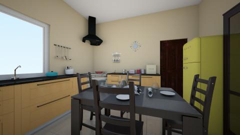 mama - Kitchen - by Weronika Gunther