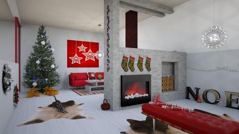 christmas time  - Modern - Living room - by zayneb_17