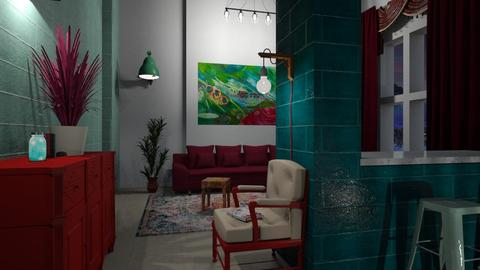 Mercury - Modern - Living room - by jjannnii