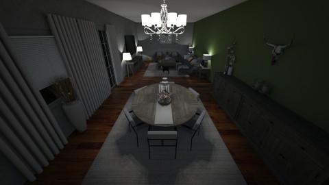 livign room - by leonie_slagmoolen