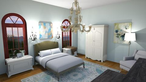 Guest Room - Country - Bedroom - by housekeeper17