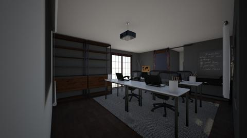 home schooled room  - Office - by machannel12