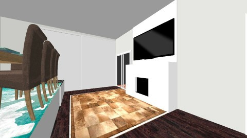 other option of living - Living room - by ayatobero