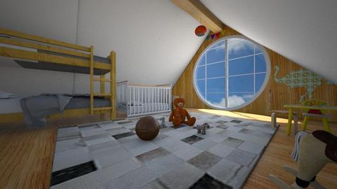 Childrens hut  - Kids room - by MD Builder