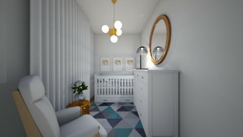 Nursery - Modern - Kids room - by FOXYOXIE