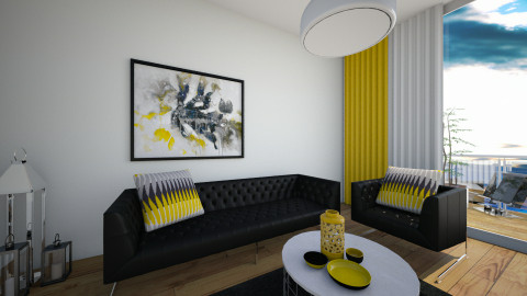 New - Minimal - Living room - by endigbg