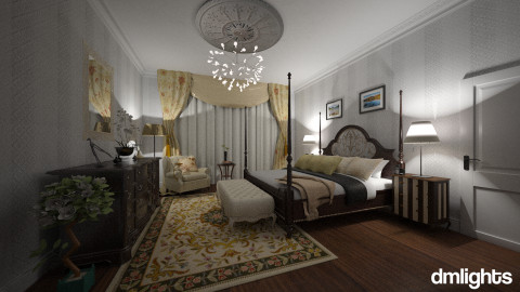Classico - Bedroom - by Roberta Bela