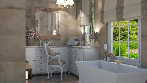 Lux - Bathroom - by creato