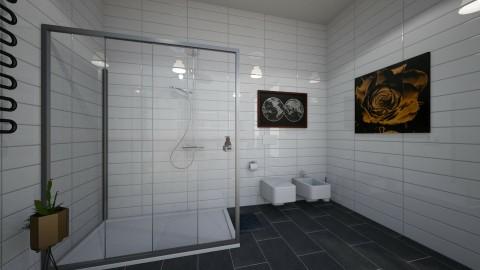 Modern Bathroom  - by Leachen99