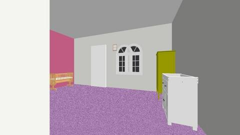 nursery - Classic - Kids room - by Despina Mastrominas