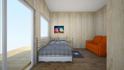 Room - Bedroom - by 0Rika123