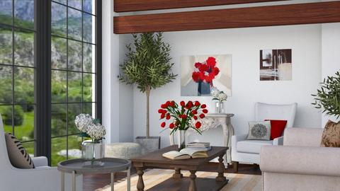 Santa Barbara - Global - Living room - by millerfam