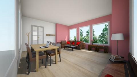 x - Living room - by Tatjanaa Linsenn