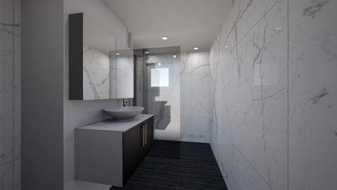 Bathroom v3 - Bathroom - by lecss