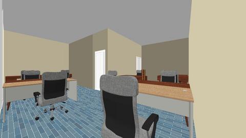 Tech Room New - Office - by brandit