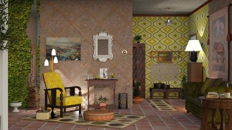 M_ Grannies corridor - by milyca8