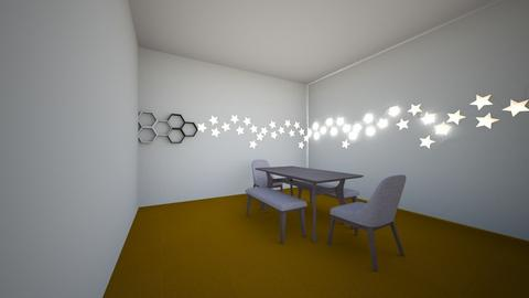 Rhythm Repetition_Will N - Dining room - by SmithFACS