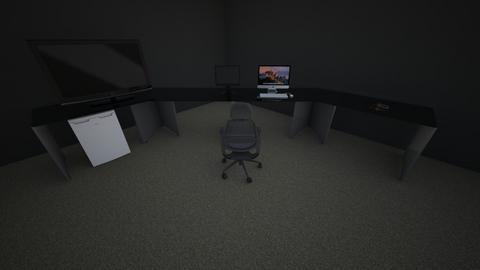 Blaydes gaming setup - Modern - Office - by Epic designer