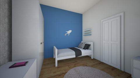 Felipe - Bedroom - by daanilopess