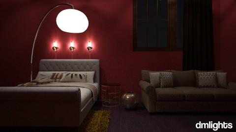 1 - Bedroom - by DMLights-user-1551821