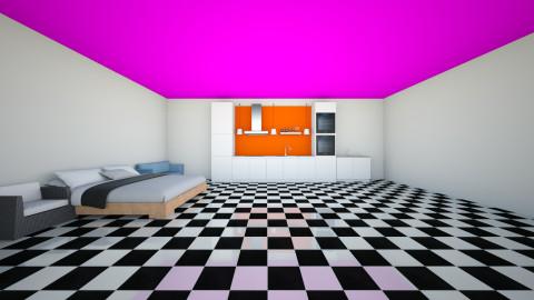 kkk - Modern - Living room - by Ahyan Villaran
