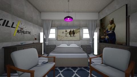ghyt - Bedroom - by miyase