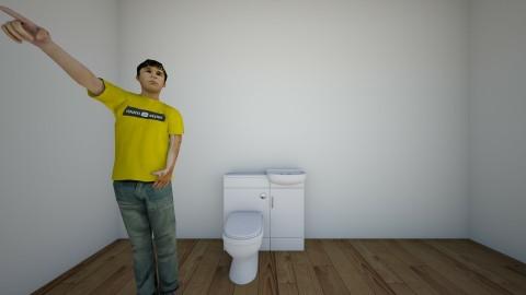 servicio sanitarioo - Bathroom - by Andrea Vga