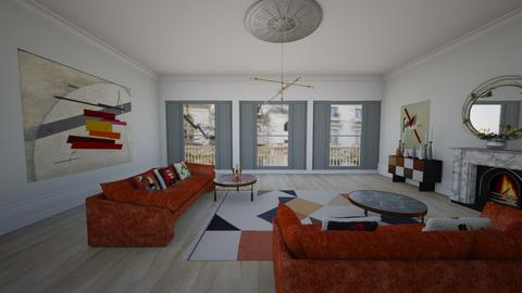 Bayswater apartment 1 - Modern - Living room - by kitty