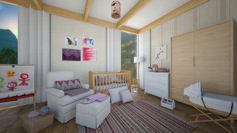 kids room 2 - Modern - Kids room - by yasamanmahmoodi