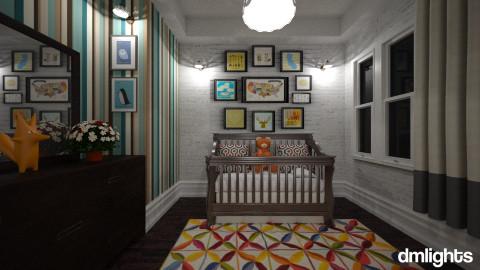 Versão dmlights - Kids room - by DMLights-user-983971