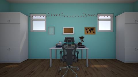 Dream Office For New home - Office - by abigail_j_feinberg