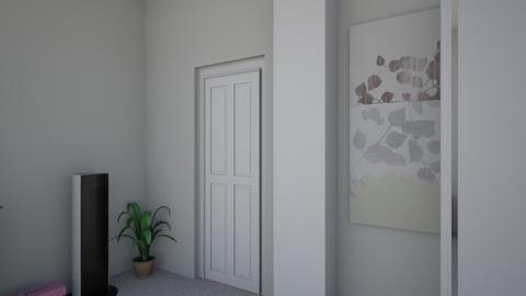my room - Bedroom - by Meairra