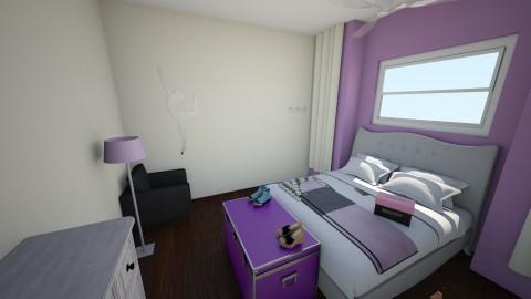 Teen Girls Bedroom - Kids room - by ahamm42
