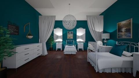 Tandas Dream Bedroom - Global - Bedroom - by SmithFACS