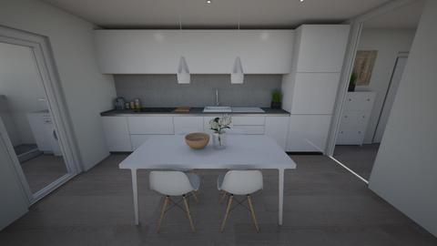 Cocina comedor - Modern - Living room - by everybodyfeel