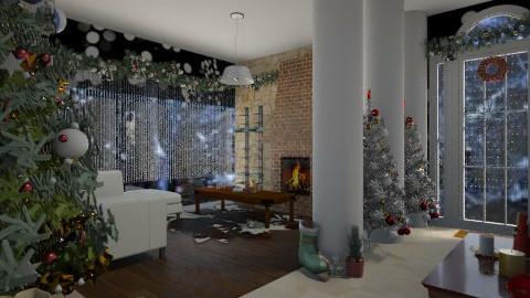 Christmas - by DanielamFa