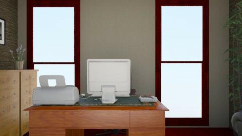 supervisor - Office - by Andrea Vega