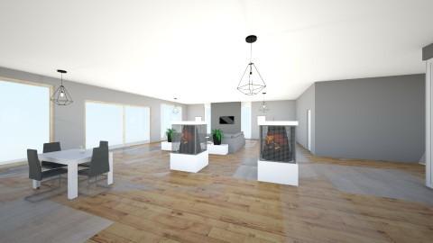 Design live modern 2 - Modern - Living room - by jakubm87