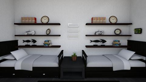 kidsr1 - Bedroom - by MistyMilk