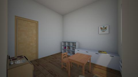 NICOL AND BEN  - Kids room - by in3ar