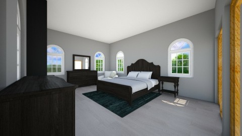 Oliver room - Bedroom - by thebye